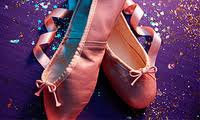 Ballet Birthday shoes