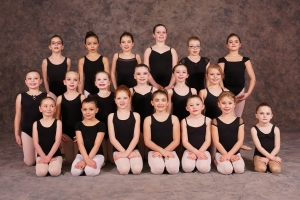 Dance cast 1 for Sleeping Beauty