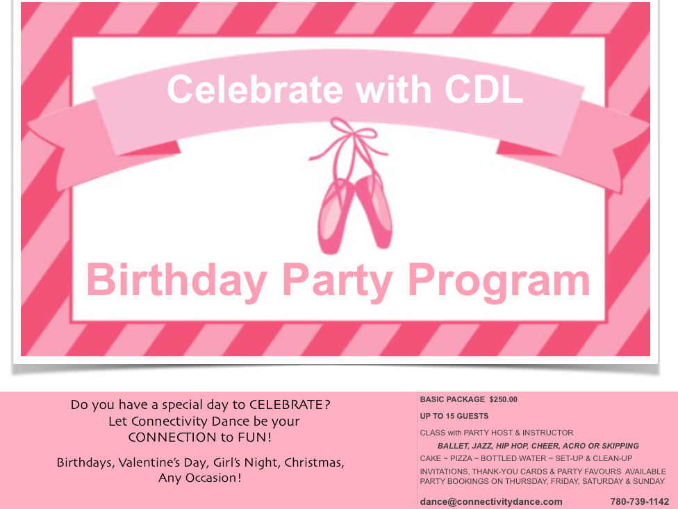 Celebrate with CDL 2017:18