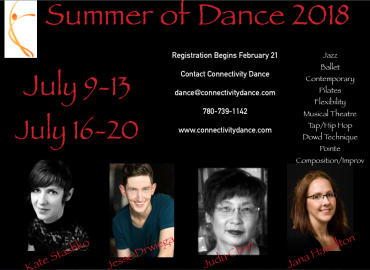 Summer of Dance 2018