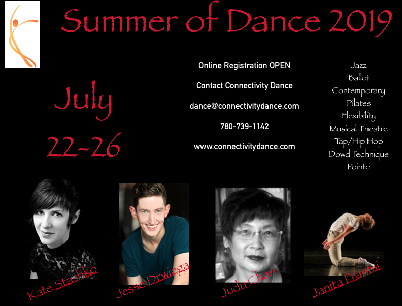 Summer of Dance 2019 - Poster