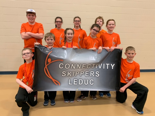 Connectivity Skippers - Provincials 2019